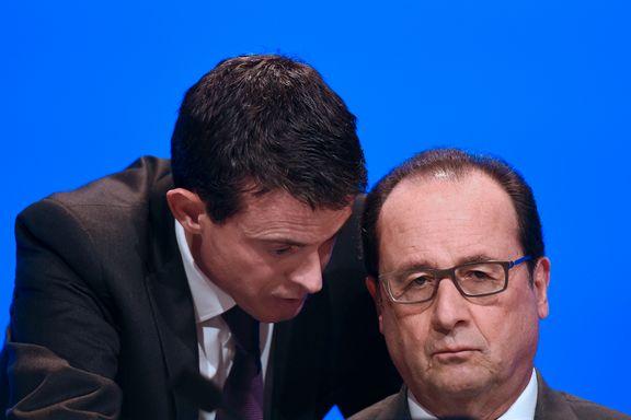 Hvem overtar ruinene etter François Hollande?