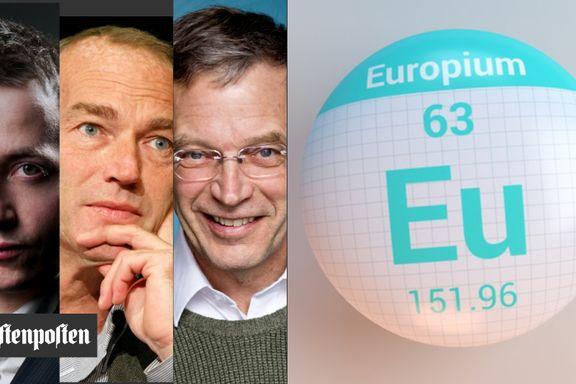 3 forskere:  Verden er større enn EU