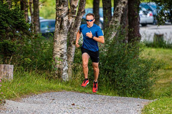 Håvard (26) løper 50 kilometer i uken, likevel er han aldri blitt skadet