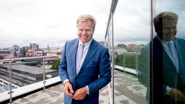 DN: Gunnar Bjørkavåg blir sittende som konsernsjef i NHST