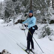 Vinteren kom med våren: Her er det skiføre i Marka