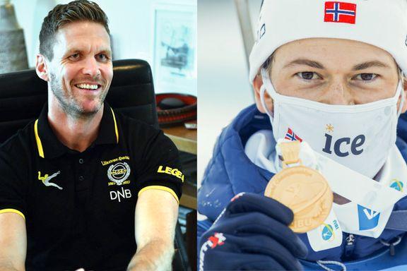 VM-konge Sturla Holm Lægreid inspirert av onkel Frode Kippe: – Et forbilde