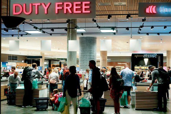 Vil ha alkokutt på flyplassene: – Truer sikkerheten for alle