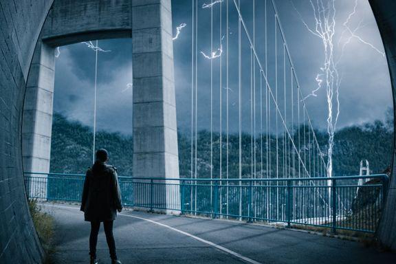 Hardangerbrua er en genial filmkulisse, men «Torden» kollapser likevel
