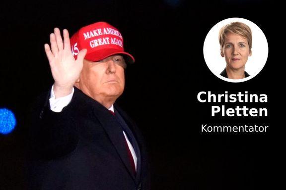 Det er på tide å skru av Trump-showet for godt
