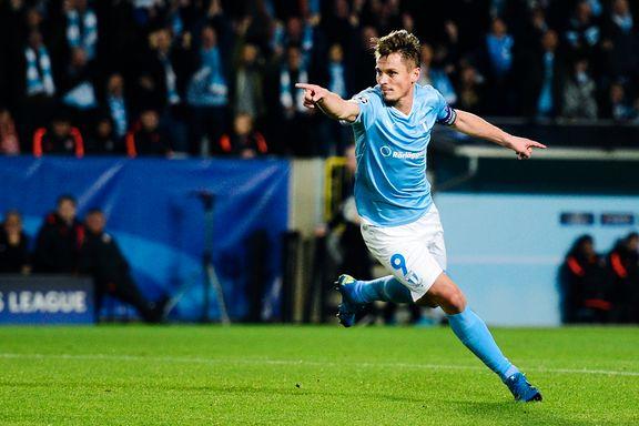 Slik sikret Rosenberg seieren for Malmö i Mesterligaen