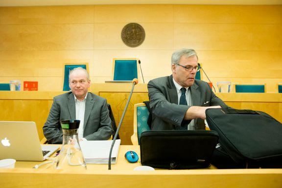 Han er Norges mest brukte rettspsykiater-  Jeg har aldri tenkt at arbeidsmengden har gått utover kvaliteten