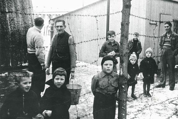 Danmarks mørke historie: Tyske flyktninger ble internert og nektet legehjelp. 17.000 døde.