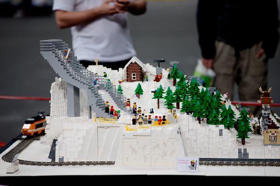 – Vi kan kjøpe Lego fra danskene og flytte selskapet til Norge