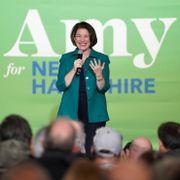 Amy Klobuchar trekker seg fra demokratenes nominasjonskamp