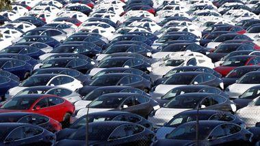 Tesla-knockout i mars. Dette er de mest solgte elbilene.