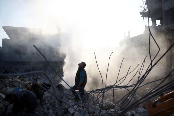 Russland presser på for at EU skal ta regningen for det sønderbombede Syria