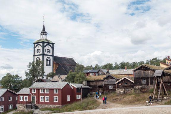 To nye verdensarvsentre på Røros og Rjukan/Notodden