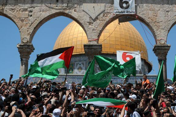 Ingenting er så eksplosivt som Jerusalem. Nå kan islamistene gjøre Israels statsminister en stor tjeneste.