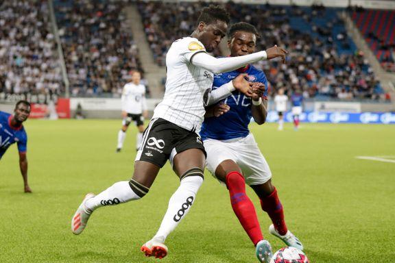 Rosenborg-spiller straffes med flere kampers utestengelse for albueslag