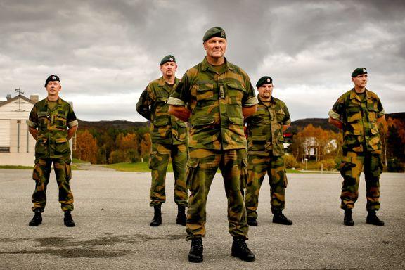 I den nesten glemte leiren skal et nytt forsvar av Finnmark snart være på plass. De er syv mann.