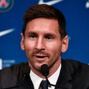 Messi presentert som PSG-spiller: – Drømmen min er å vinne Champions League