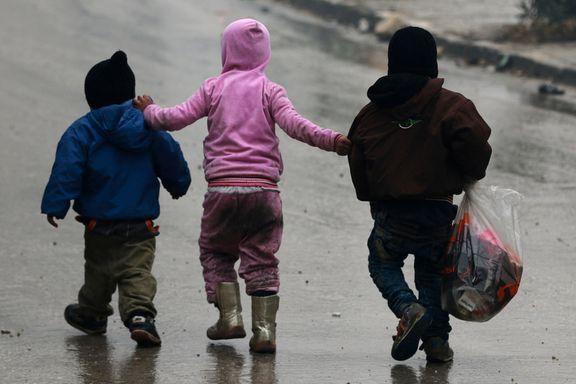 """""""De er helt alene og de er vant til å gå sultne hele dagen"""""""
