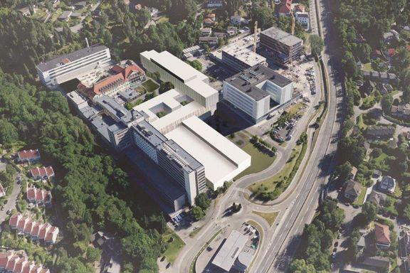 Tillitsvalgte frykter nye Oslo-sykehus vil få for dårlig kapasitet. Slik svarer Helse Sør-Øst på kritikken.