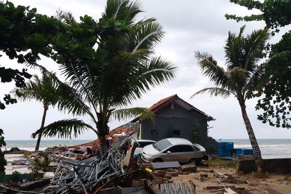 Naturkreftene herjer med Indonesia. Bare i 2018 er 3500 døde, 13.000 savnet og 340.000 hus ødelagt.