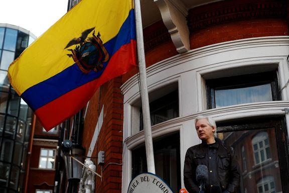 Ecuador har fått nok av Assange og katten hans – nå kan de bli kastet ut