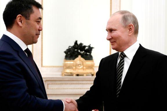 Han rømte fra fengsel og ble president. Nå følger han i Putins fotspor.