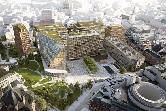 Ny milliardsmell for nytt regjeringskvartal – men gjenbruk av dagens bygg kan gjøre det enda dyrere