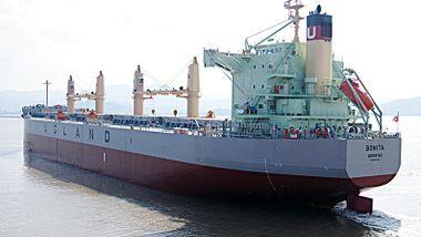 Prest og traumespesialist til kapret skip i Benin