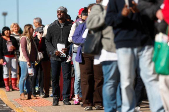 4,7 millioner innbyggere. Ett valglokale. Trump mener republikanerne kommer til å tape valget om «alle» får stemme.