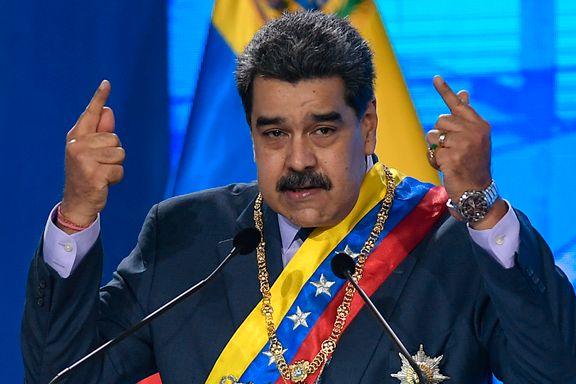 Aftenposten mener: Verdt å prøve forhandlinger om Venezuela
