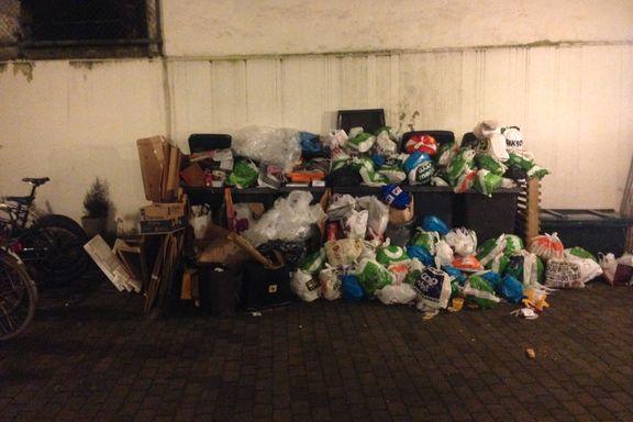 Forbrukerrådet: Oslo kommune må gi kompensasjon for søppelkaos