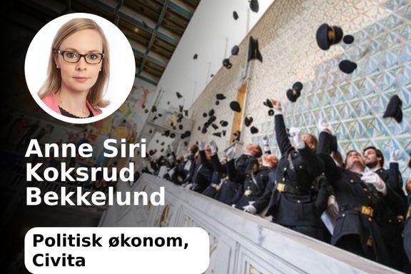 Hvorfor konkluderer Høyre og Frp om Politihøgskolen før utredningen er klar?