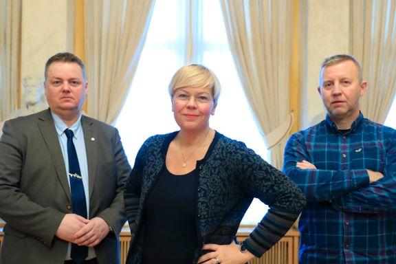Ap og LO: Oljen fra Johan Castberg-feltet må føres til land i Finnmark