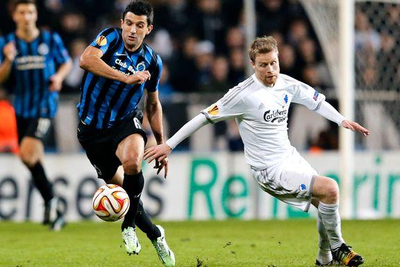 Høgli fikk sin Champions League-debut: – Det er noe å se tilbake på