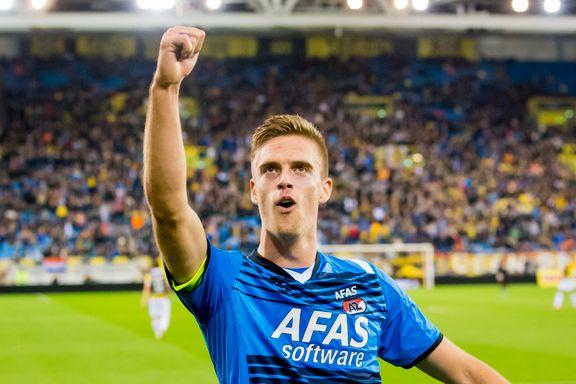Serie A-klubb har lagt inn bud på Markus Henriksen