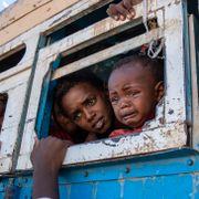 FN: Tigray-kamper stopper bistand fra å nå fram