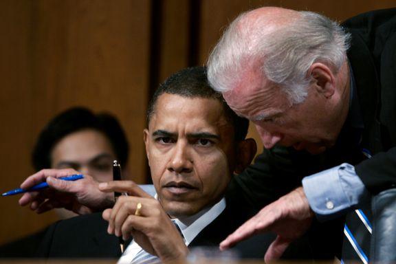 Hans lange taler kjedet Obama ihjel: «Skyt. Meg. Nå.»