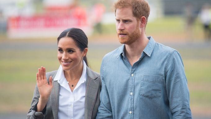 Det var prins Harry som sviktet Meghan aller mest