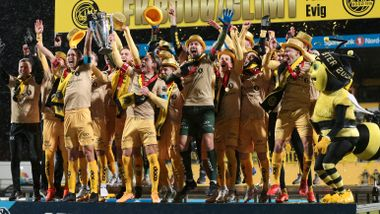 Bodø/Glimt satte nok en rekord – her løfter de endelig trofeet