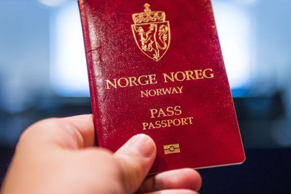Regjeringen vil legge ned flere passkontorer