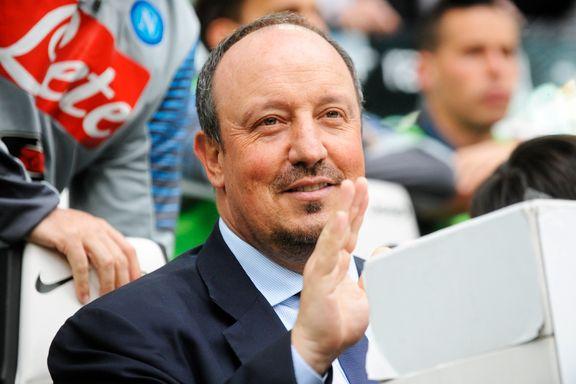 Benitez på plass i Madrid - presenteres trolig som Real-sjef onsdag