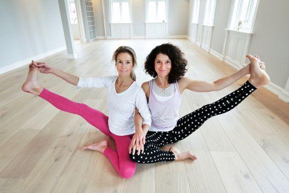 Nå skal også barna lære yoga