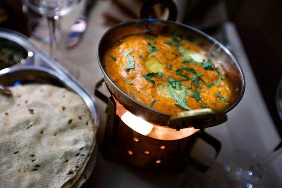 – Tenk om alle indiske restauranter kunne lage dem slik