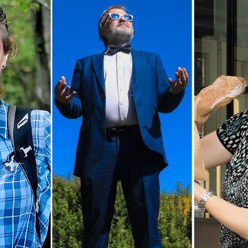 Kan enkeltmennesker egentlig gjøre noe for at klimaet blir bedre? Ja, da. Her er tre som har fått til nettopp det.