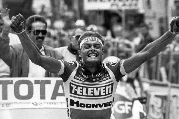 Det er 30 år siden Dag Otto Lauritzen skrev norsk sykkelhistorie. Slik husker han dramaet.