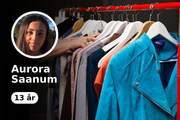 Må vi egentlig kjøpe så mange klesplagg?