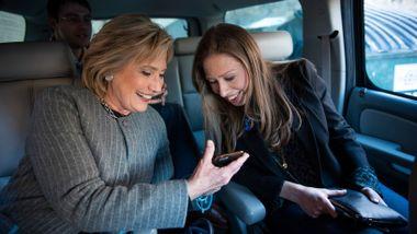 Fire timer skjønnmaling av superkvinnen Hillary Clinton blir for mye