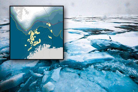 Oljedirektoratets hemmelige forslag til regjeringen: Flytt iskanten lenger nord