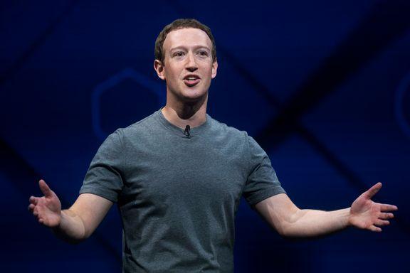 Facebook-sjef Mark Zuckerberg tar pappaperm
