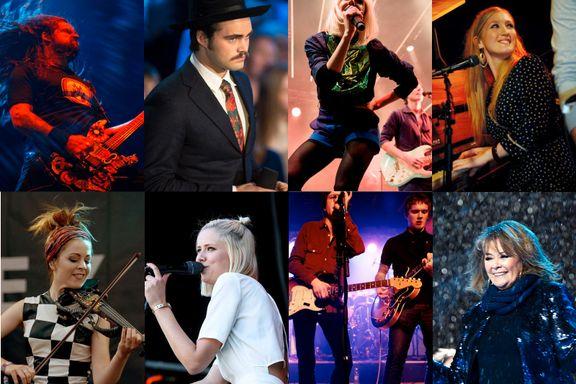 Hvem av disse vil du høre i Oslo i februar?